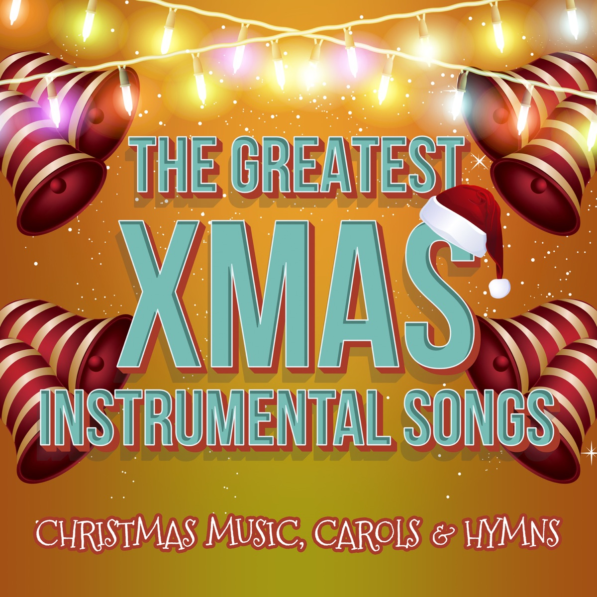 Instrumental Christmas Music.The Greatest Xmas Instrumental Songs Christmas Music