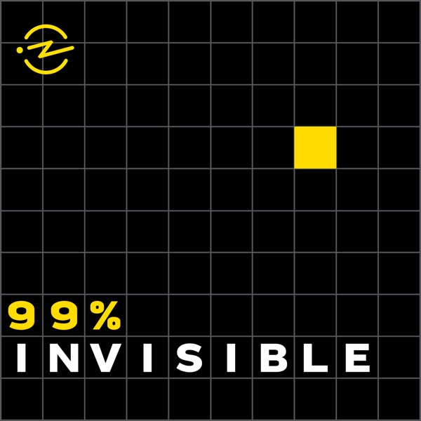Artwork of 99% Invisible
