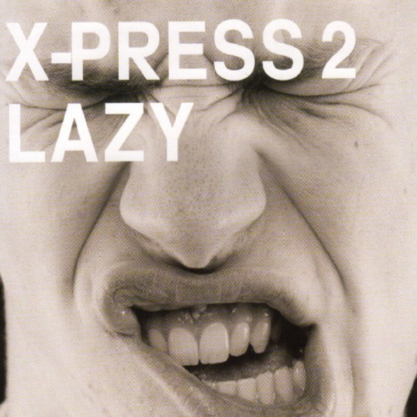 Lazy (feat. David Byrne) - Single
