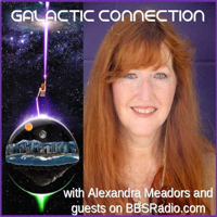 Galactic Connection with Alexandra Meadors podcast