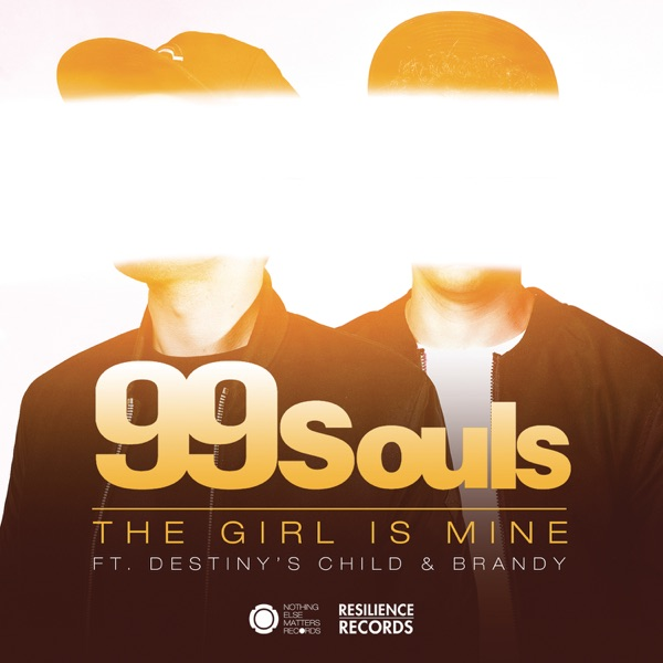 Cover art for The Girl Is Mine