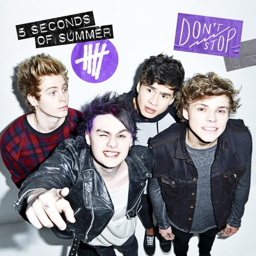5 Seconds of Summer - Don't Stop (B-Sides) - EP