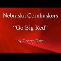 Nebraska Football, Go Big Red - Single