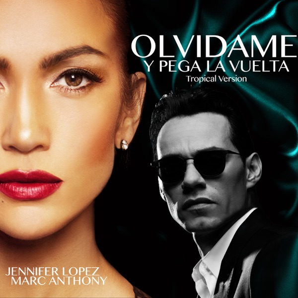 Olvídame y Pega la Vuelta (Tropical Version) - Single