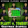 String Player Gamer - Plants vs. Zombies Acapella (Grasswalk Theme) ilustración
