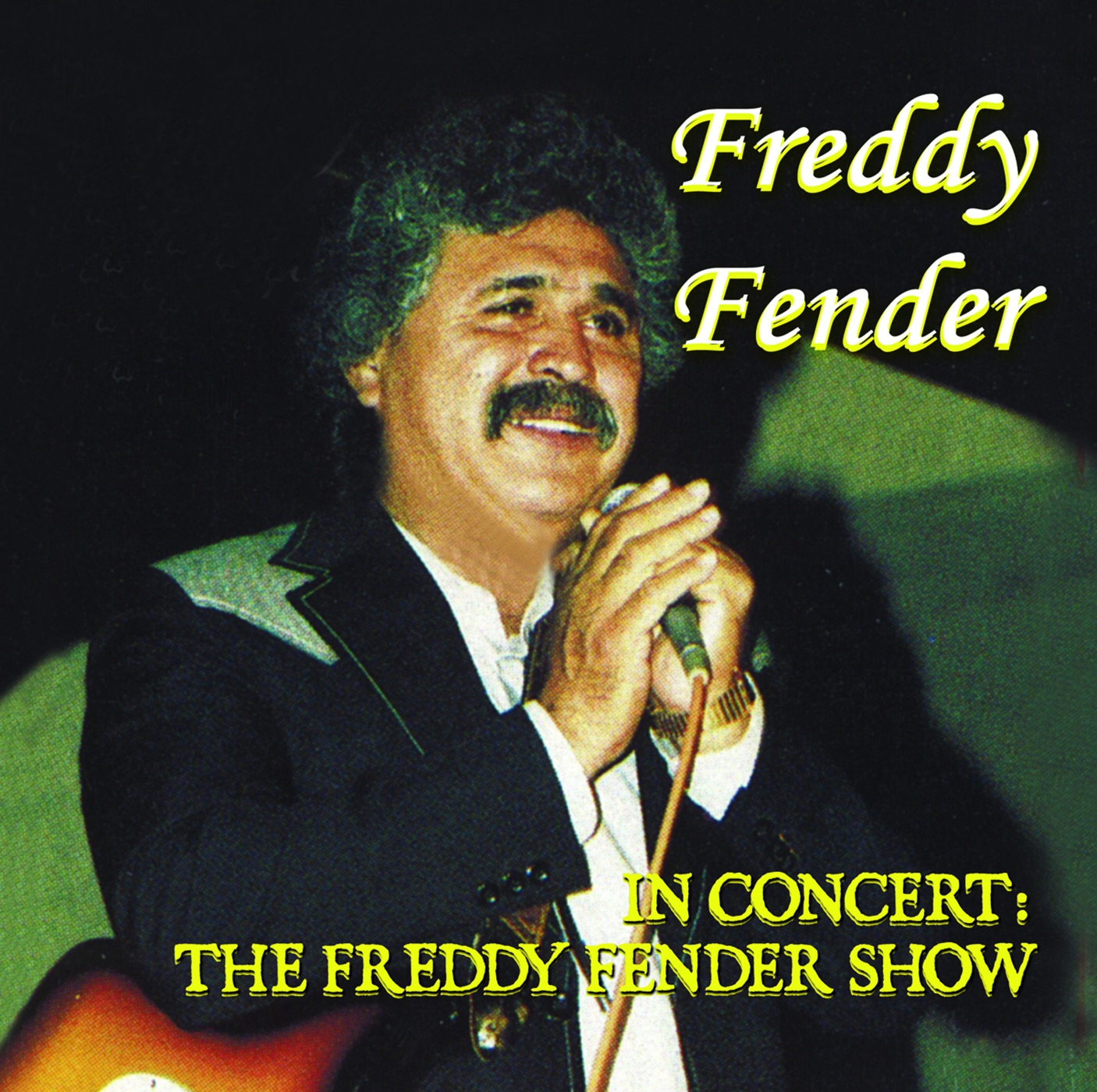 In Concert-The Freddy Fender Show