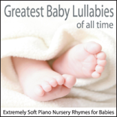 Cradle Song (Brahms Lullaby) (Soft Calming Piano Instrumental)