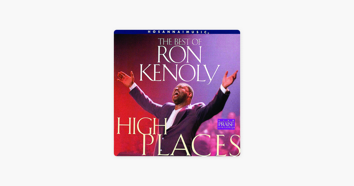 the best of ron kenoly