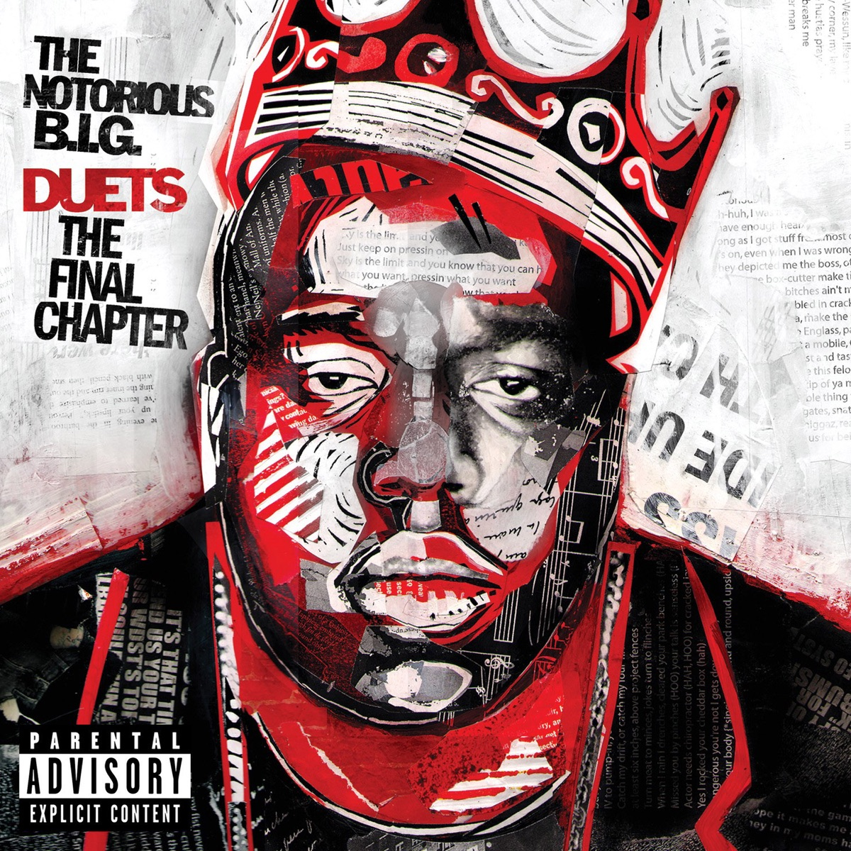 Duets The Final Chapter The Notorious BIG CD cover