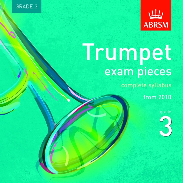 Trumpet Exam Pieces from 2010, ABRSM Grade 4 by Various Artists