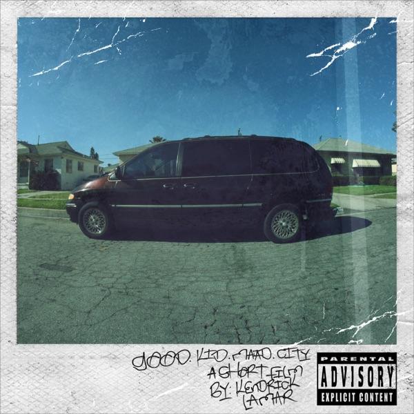 good kid, m.A.A.d city (Deluxe Version) album image