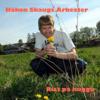 Håkon Skaugs Årkezter - Rist På Huggu artwork