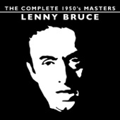 Lenny Bruce - All Broadway Musicals Sound the Same Especially the Baritones