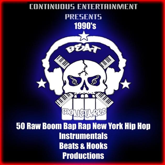 1990's Beat Monstarrs: 50 Raw Boom Bap Rap New York Hip ...