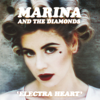 Marina and The Diamonds - The State of Dreaming artwork