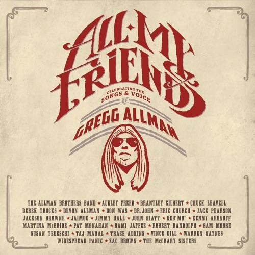 Jackson Browne & Gregg Allman - Melissa
