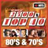 2500 x Top 40 - 80's & 70's - Verschillende artiesten