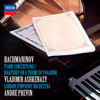 London Symphony Orchestra, Vladimir Ashkenazy & André Previn - Rachmaninov: Piano Concerto No. 2 & Rhapsody on a Theme of Paganini  artwork