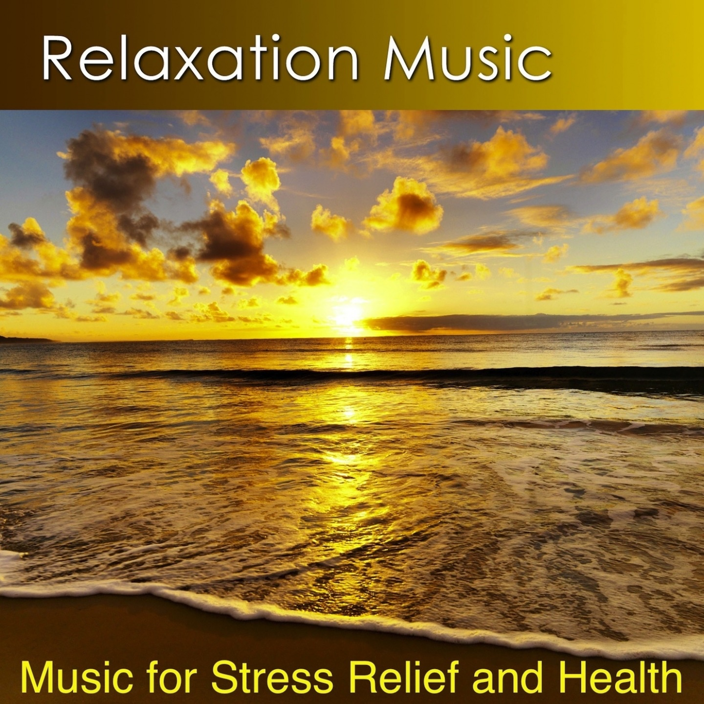 Music of Cosmic Reflection (Relaxation Music for Stress Relief and Health)