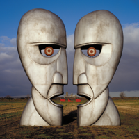 Pink Floyd - The Division Bell artwork