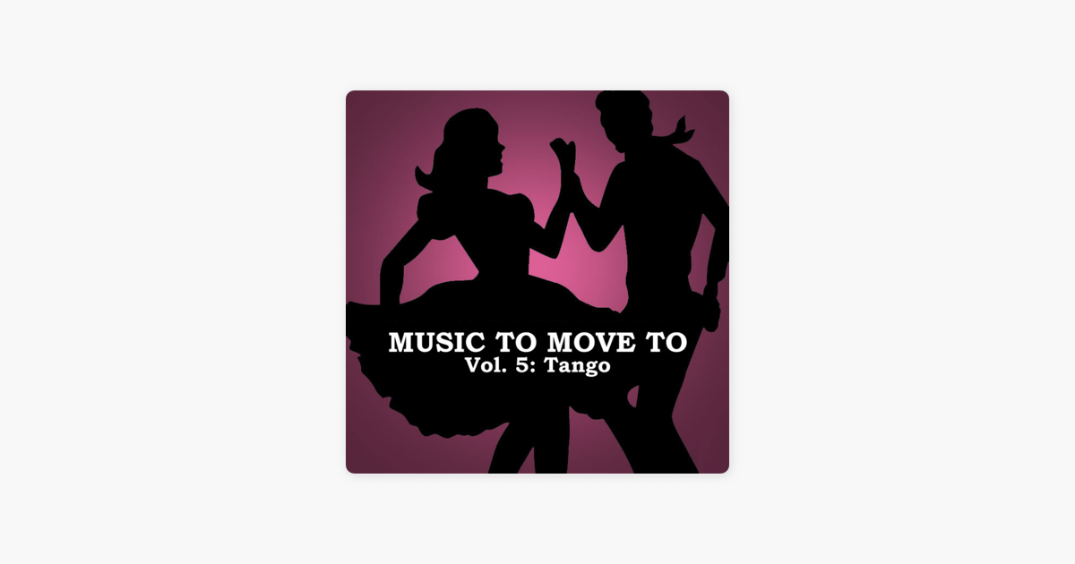 Music to Move to, Vol  5: Tango by Ray Hamilton Orchestra