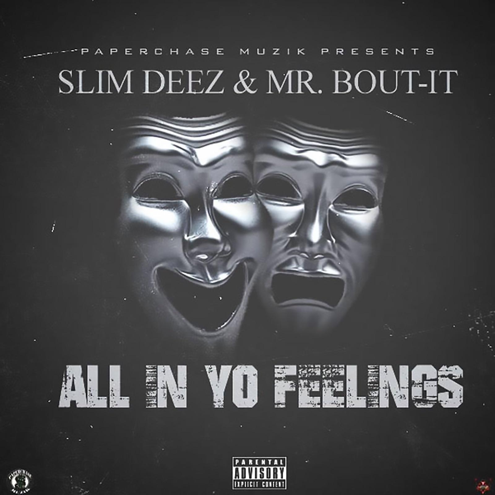 All In Yo feelings - Single