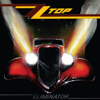 ZZ Top - Eliminator artwork