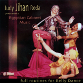 Egyptian Cabaret Music: Full Routines for Belly Dance