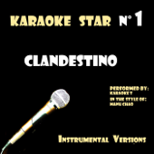 Clandestino (in the style of Manu Chao) [Karaoke Versions] - EP