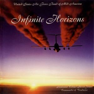 United States Air Force Band Of Mid-America - God Bless America (arr. M. Davis)
