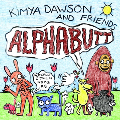 Alphabutt - Kimya Dawson