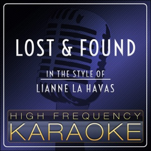 High Frequency Karaoke - Lost & Found (Instrumental Version)