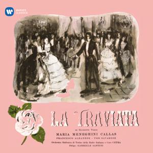 Maria Callas - Verdi: La traviata (1953 - Santini) - Callas Remastered