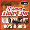 Verschillende artiesten - 2500 x Top 40: 00's & 90's kunstwerk