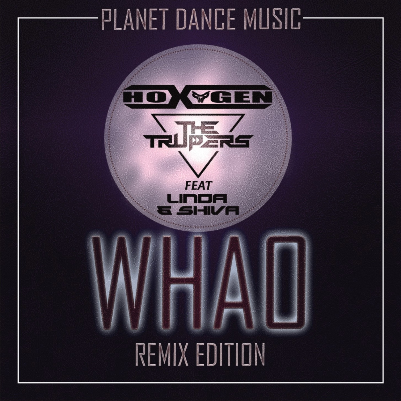 Whao (Remix Edition) [feat. Linda & Shiva] - EP