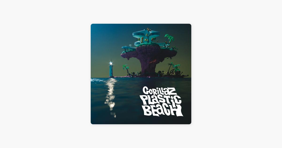 gorillaz plastic beach album download zip
