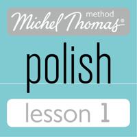 Jolanta Cecula - Michel Thomas Beginner Polish Lesson 1 (Unabridged) artwork