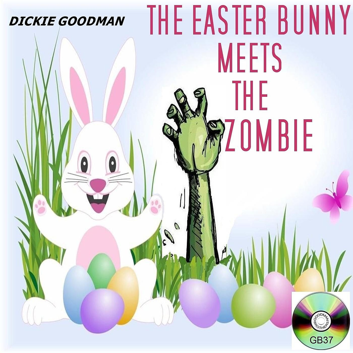The Easter Bunny Meets the Zombie - Single