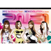 2NE1 2012 1st Global Tour - New Evolution In Japan (Live) - 2NE1