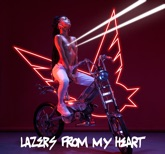 Lazers from My Heart (feat. Elliphant) - Single