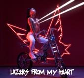 Lazers from My Heart (feat. Elliphant) - Single