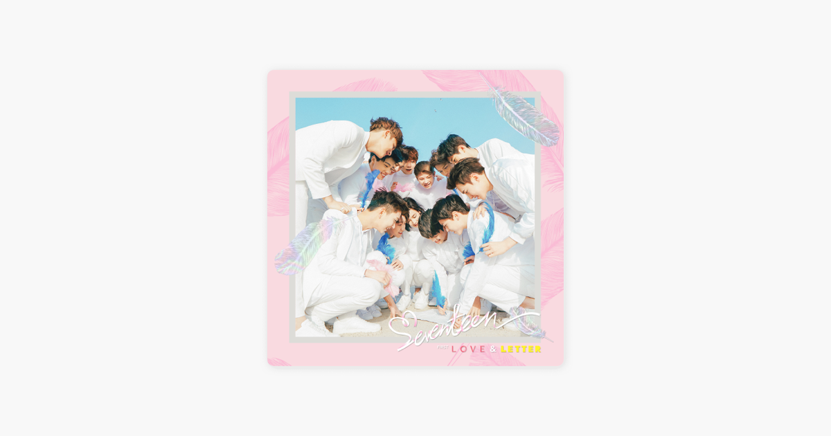 First 'Love&Letter' by SEVENTEEN