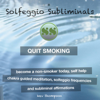 Solfeggio Subliminals - Quit Smoking: Become a Non-Smoker Today, Self Help: Chakra Guided Meditation, Solfeggio Frequencies & Subliminal Affirmations - Solfeggio Subliminals artwork