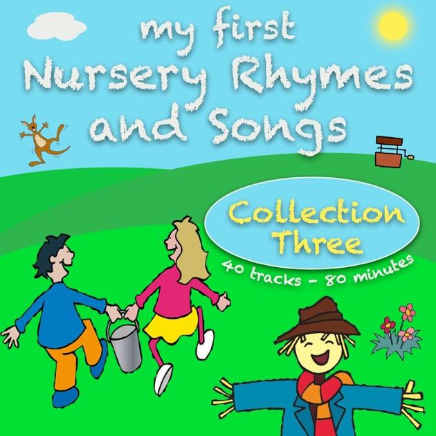 Apple Red Nursery Rhyme