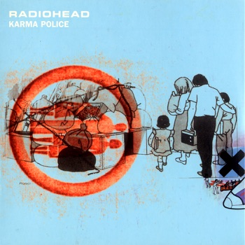 Radiohead - Karma Police  EP Album Reviews