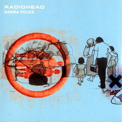 Radiohead - Karma Police - EP