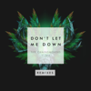 The Chainsmokers - Don't Let Me Down (feat. Daya) [Illenium Remix] artwork