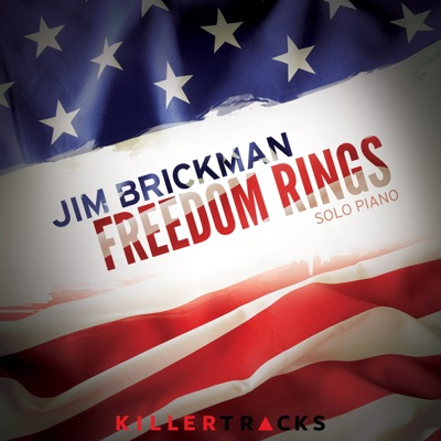 Freedom Rings: Solo Piano - Jim Brickman