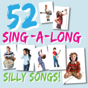 52 Sing-A-Long Silly Songs - Cooltime Kids - Cooltime Kids