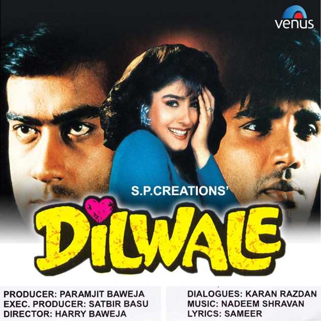 Chahunga Main Tume Hardam Song Download: Dilwale (Original Motion Picture Soundtrack) By Nadeem